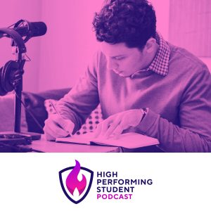 high performing student podcast